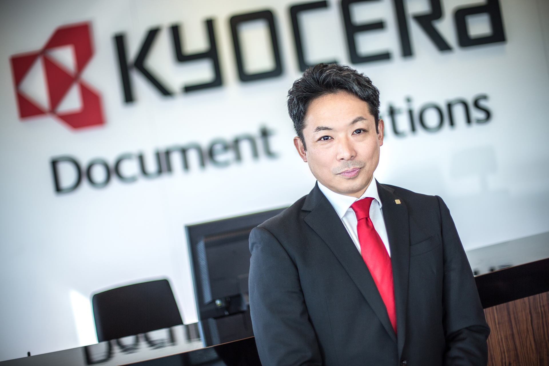 НОВЫЙ ПРЕЗИДЕНТ KYOCERA DOCUMENT SOLUTIONS EMEA – ТАКУЯ МАРУБАЯШИ